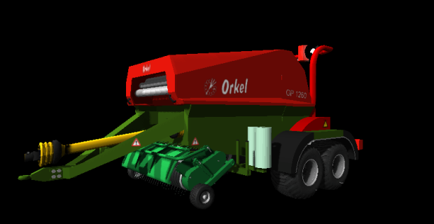 Orkel GP1260 Agronic