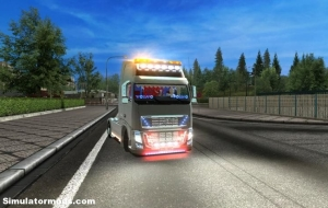 A-VOLVO FH16 700 E5 by Pathfinder